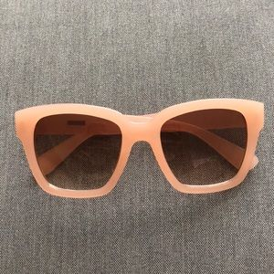 J.Crew Factory Blush Sunglasses